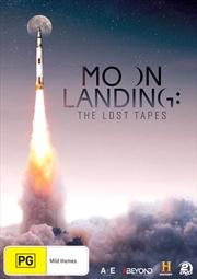 Moon Landing - The Lost Tapes | DVD