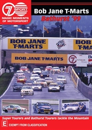 Magic Moments Of Motorsport - Bob Jane T-Mart Bathurst 500 1999 | DVD