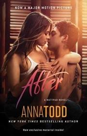 After | Paperback Book