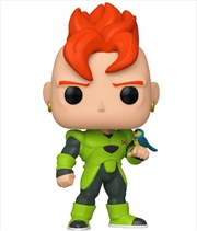 Dragon Ball - Android 16 | Pop Vinyl