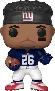 NFL: Giants - Saquon Barkley Pop! Vinyl | Pop Vinyl