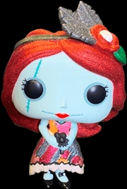 The Nightmare Before Christmas - Dapper Sally Day Glitter Pop! Vinyl [RS]