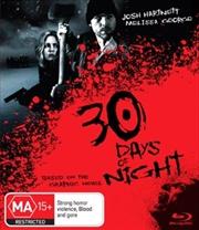 30 Days Of Night | Blu-ray