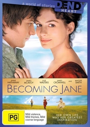Becoming Jane | DVD