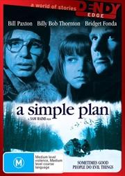 Simple Plan, A | DVD