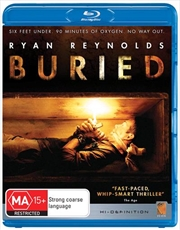 Buried | Blu-ray