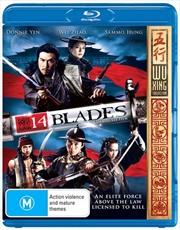 14 Blades | Blu-ray