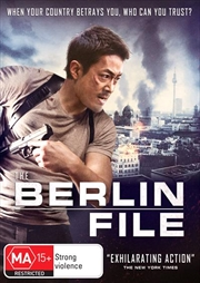 Berlin File, The | DVD