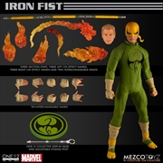 Iron Fist - One:12 Collective Figure | Merchandise