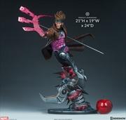 X-Men - Gambit Premium Format Statue | Merchandise