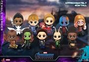 Avengers 4: Endgame - Female Heroes Cosbaby Set of 10