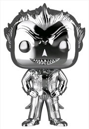 Batman - The Joker Silver Chrome US Exclusive Pop! Vinyl [RS]	1 | Pop Vinyl