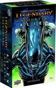 Legendary Encounters - Alien Covenant Deck-Building Game Expansion