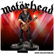 Motörhead - Lemmy Kilmister 1:6 Scale Statue | Merchandise