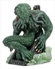 HP Lovecraft - Cthulhu PVC Figure | Merchandise