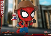 Spider-Man: Far From Home - Spider-Man Travelling Cosbaby | Merchandise