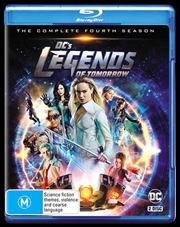 DC's Legends Of Tomorrow - Season 4 | Blu-ray