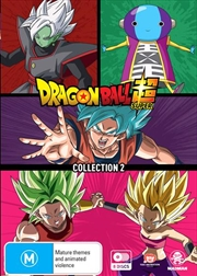 Dragon Ball Super - Collection 2 | DVD