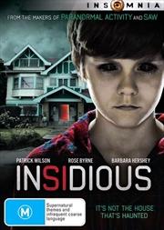 Insidious | DVD