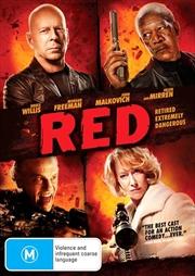 Red | DVD