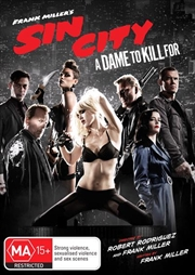 Sin City 2 - A Dame To Kill For | DVD