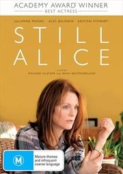 Still Alice | DVD