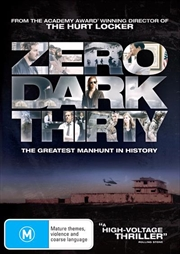Zero Dark Thirty | DVD