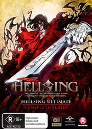 Hellsing Ultimate | Complete Series | DVD