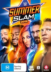 WWE - SummerSlam 2019 | DVD