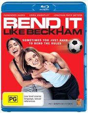 Bend It Like Beckham   Blu-ray