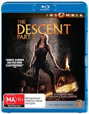 Descent - Part 2, The   Blu-ray