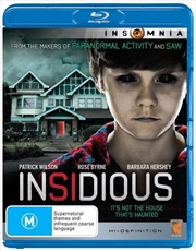 Insidious | Blu-ray