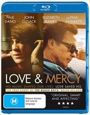 Love and Mercy | Blu-ray