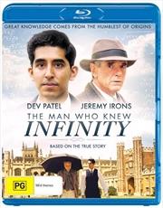 Man Who Knew Infinity, The | Blu-ray