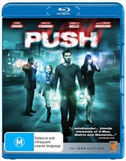 Push | Blu-ray