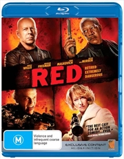 Red | Blu-ray