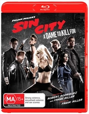 Sin City 2 - A Dame To Kill For | Blu-ray