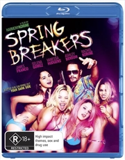 Spring Breakers | Blu-ray