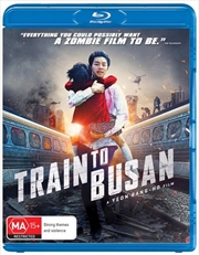 Train To Busan | Blu-ray