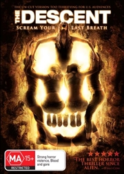 Descent, The | DVD