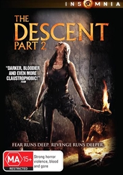 Descent - Part 2, The | DVD