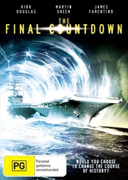 Final Countdown, The | DVD