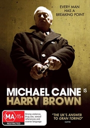 Harry Brown | DVD