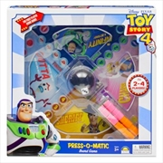 Toy Story 4 Press O Matic