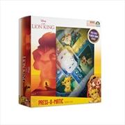 Lion King Press O Matic