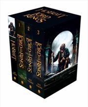 Hobbit And The Lord Of The Rings | Paperback Book