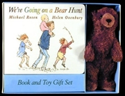 We're Going on a Bear Hunt (With Plush) | Hardback Book