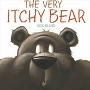 Very Itchy Bear | Paperback Book