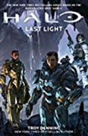 Halo: Last Light | Paperback Book