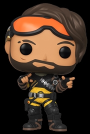 Apex Legends - Mirage Pop! | Pop Vinyl